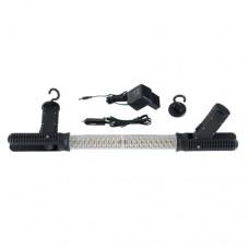 Диодная аккумуляторная лампа Force 68606 (2 крюка и 2 магнита) 42828 ч горения