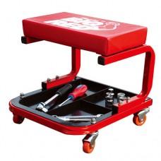 Табурет Torin Big Red TR6100 С-образный с поддоном, на 4 колёсах