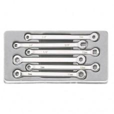 Набор ключей Force 50612 для разборки/сборки амортизационных стоек 6 пр.