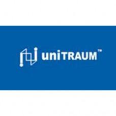 """Киянок резиновый 12oz (336г) на фибергласовой ручке"""" Unitraum """"UN-RH336"""