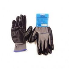 Перчатки универсальные (серые), с полиуретановым покрытием. р-10 Unitraum UN-N002-10