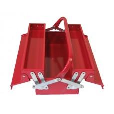 Ящик инструментальный Torin Big Red TBC125 (404 х 200 х 150 мм) раскладной 2 этажа