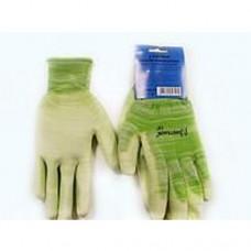Перчатки универсальные (зеленые), с полиуретановым покрытием. р-10 Unitraum UN-P002-10