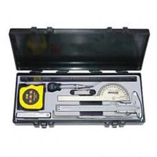 Force 5096 Набор контрольно измерительного инструмента 9 предм.