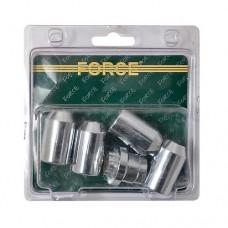 Набор секреток Force 644... на литые диски 5 пр.