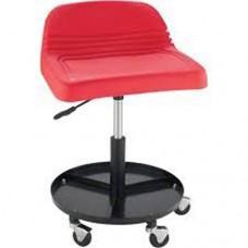 Сиденье для ремонтной зоны с амортизатором и отделением под мелочь Big Red TR6375E